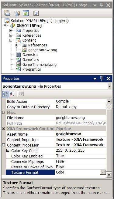 Programming with XNA Game Studio by Richard G  Baldwin